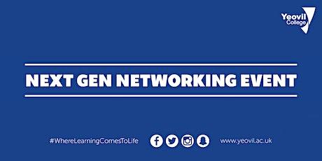 Next Gen Networking Group (September) tickets
