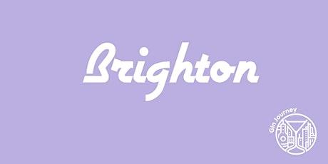 Gin Journey Brighton tickets