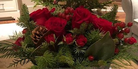 Fa-La-La Holiday Floral Workshop at Graduate Annapolis tickets