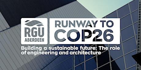 Runway to COP26 tickets