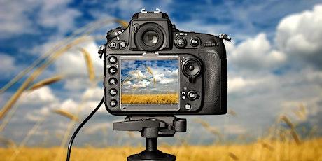 Grunnkurs i digital fotografering tickets