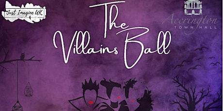 The Villains Ball tickets