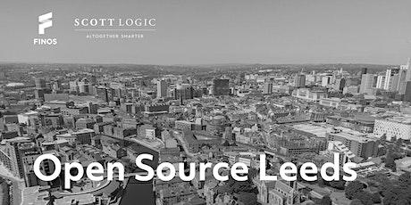 Open Source Leeds tickets