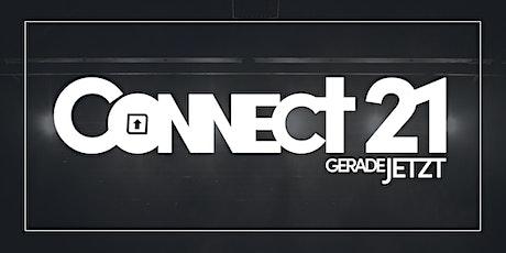 Connect 2021 -- Gerade Jetzt Tickets