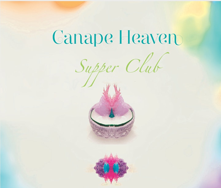 Copy of Canape Heaven Christmas Supper Club image