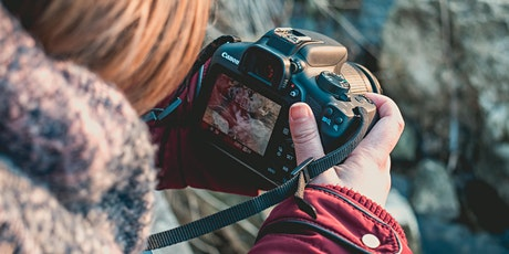 Get Active With a Camera-Well Image-Wednesday evening sessions tickets