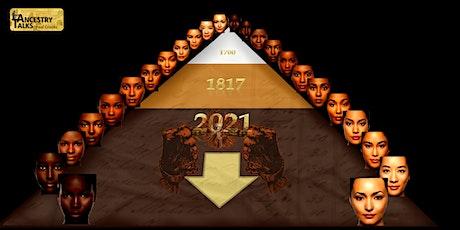 Paul Crooks Presents-Colorism Origins: Secrets of the 1817 Slave Registers tickets