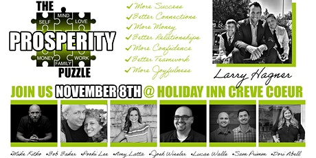 The Prosperity Puzzle Conference tickets
