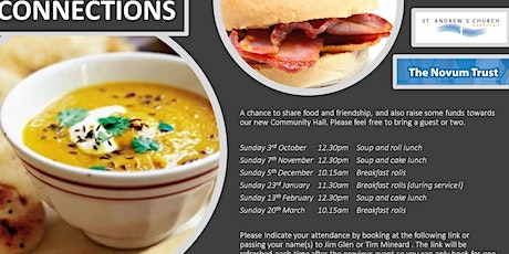 Sunday Lunch - 3 October tickets