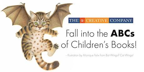 Fall 2021 ABCs of Children's Books Webinar tickets