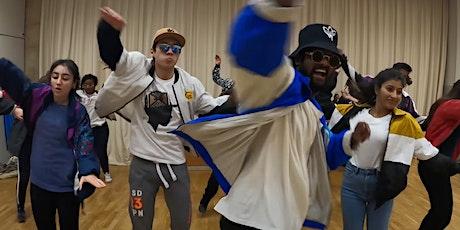 Cours de Danse Hip Hop Newstyle billets