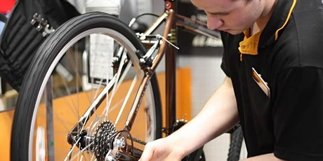 Dr. Bike - A free cycle service provided by Halfords tickets