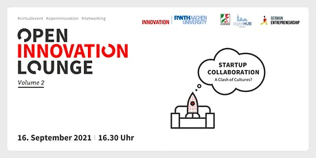 Open Innovation Lounge Vol. 2 Tickets
