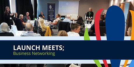 Launch Meets; Business Networking tickets