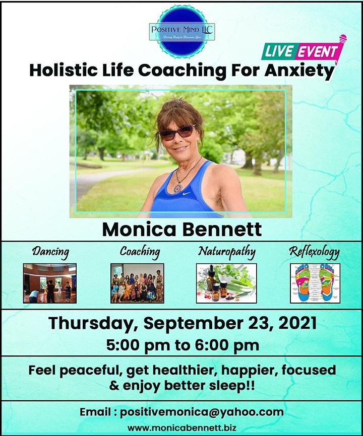 Holistic Coaching for Anxiety image
