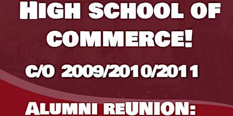 High School of Commerce 09/10/11 Alumni Reunion Ho tickets