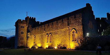 Halloween Spooktacular Film at St Donat's Castle | Scoob! tickets