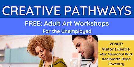 Creative Pathways: Adult Art Workshops tickets