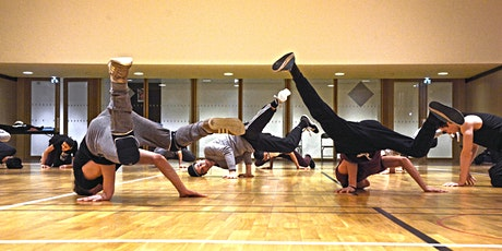 Cours de Danse Hip Hop Breakdance billets
