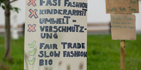 Fair Trade and Youth Action tickets