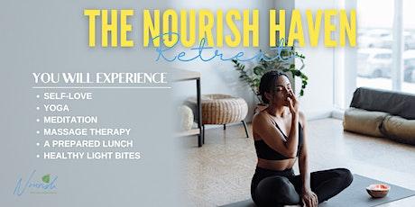 The Nourish Haven Retreat tickets