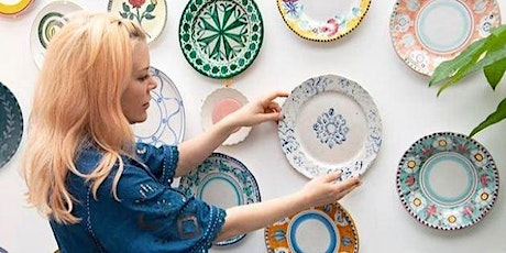 Plate Expectations by Fiona Leahy tickets