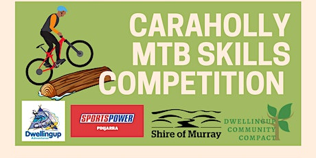 Caraholly MTB Foot down Skills Competition tickets