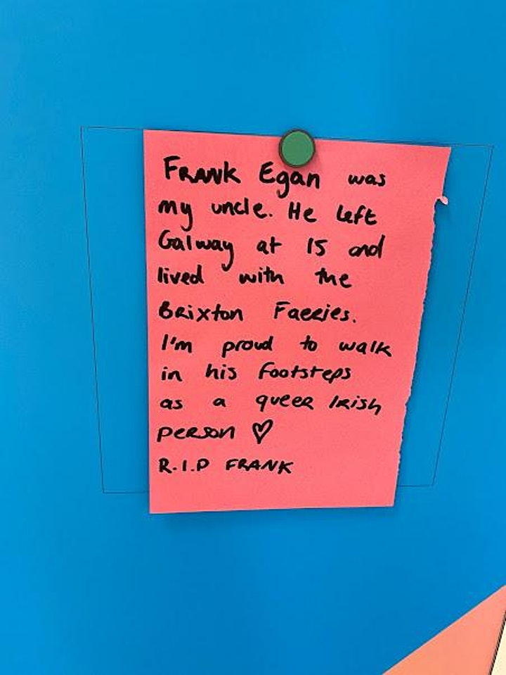 Frank's Story: Family Histories of Ireland's LGBTQ+ Diaspora image