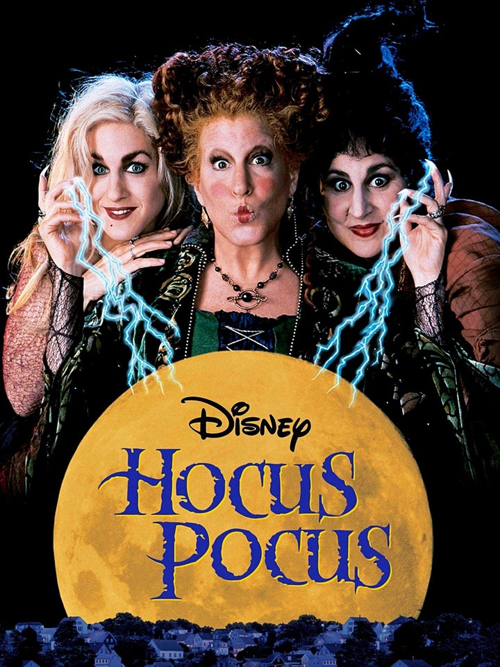 Halloween Spooktacular Film at St Donat's Castle   Hocus Pocus image