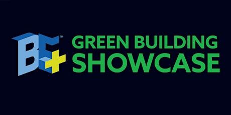 Green Building Showcase 2021 tickets
