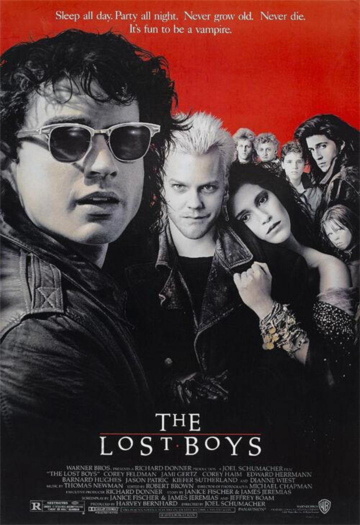 Halloween Spooktacular Film at St Donat's Castle | The Lost Boys image