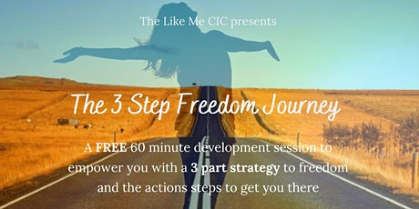 The 3 Step Freedom Journey tickets