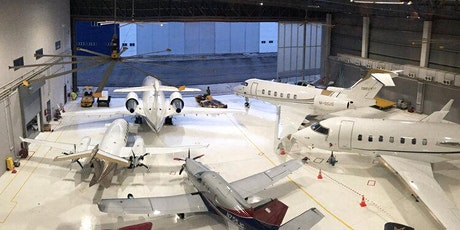 Private Hangar Tour - October 2021 tickets