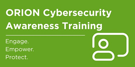 Cybersecurity Awareness Training for Research and Education tickets