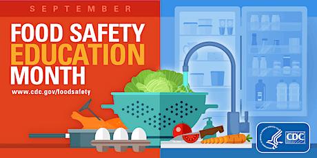 Fall Food Safety and Wellness Virtual Webinar tickets