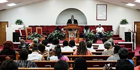 Mount Zion In-Person #WorshipAtZion Registration tickets