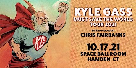 Kyle Gass (of Tenacious D) tickets
