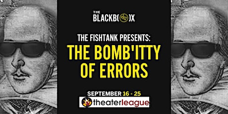 The Bomb'itty of Errors tickets