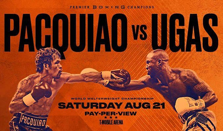 Pacquiao vs Ugas Fight at Port City Sports Bar and Grill image