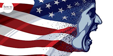 The Origins of America's Political Fury | Evan Osnos tickets
