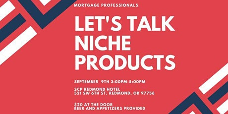 OMA - Mortgage Niche Product Event tickets