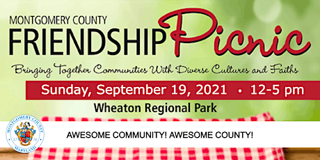 Montgomery County Friendship Picnic tickets