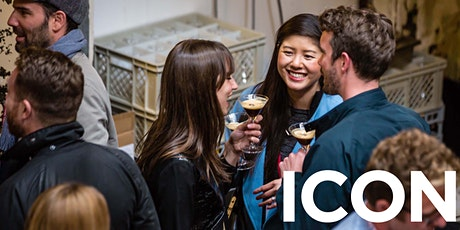 ICON launch party at Design London tickets