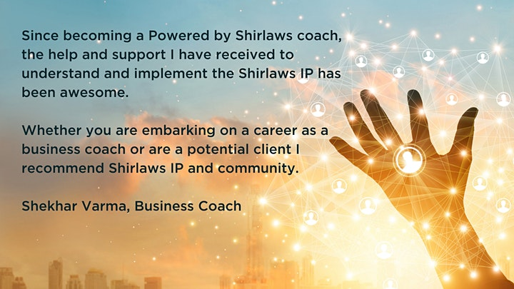 Powered by Shirlaws Discovery Session image