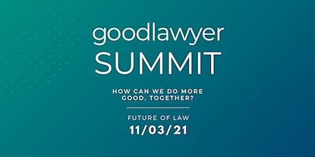 Goodlawyer Summit: Future of Law tickets