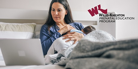 Virtual Breastfeeding & Returning to Work tickets