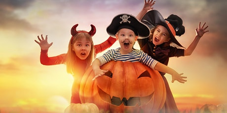 P&O  Ferries Hulloween Party tickets