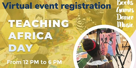 Teaching Africa Day Virtual participation tickets