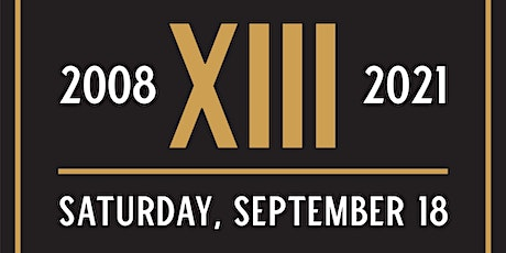 XIII (13) Anniversary Party Session 2 tickets