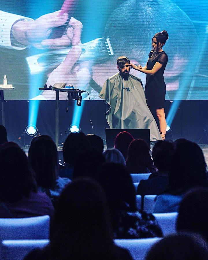 Look & Learn - Barbering image